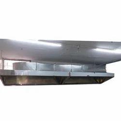 Aluminium Ducting Installation Service