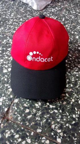 Red Advertising Caps