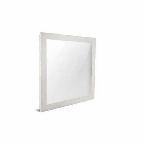 Square Cool White Ceramic Led Panel Light, IP Rating: IP44