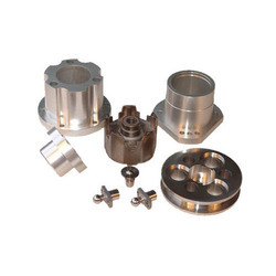 Shkomin Services VMC Machined Components