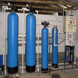 Water Demineralization Plant