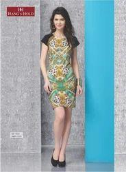 SD-1531 Animal Effect Designer Dress