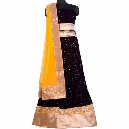 f02e3230c Fancy Party Wear Lehenga at Rs 4000 /piece | Ajmer Road | Jaipur ...