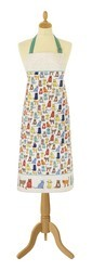 Rooster Cotton Apron
