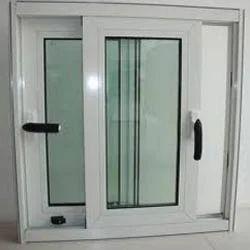 UPVC DGU Glass Windows
