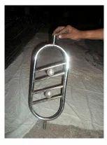 Case Iron Steel Railing