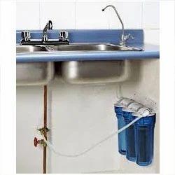 under sink water purifier blue rh indiamart com best kitchen sink water filters kitchen sink water filtration system