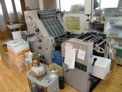 Ryobi 3300 CR Mini Offset Machine