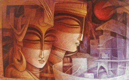 Artistic Modern Arts Painting