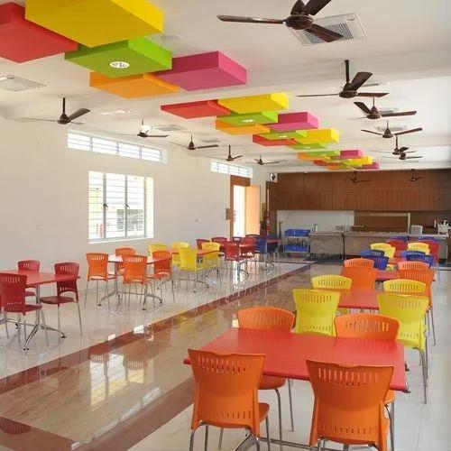 Interior Designing Services: Canteen Interior Designing Services In Kondhwa Khurd, Pune