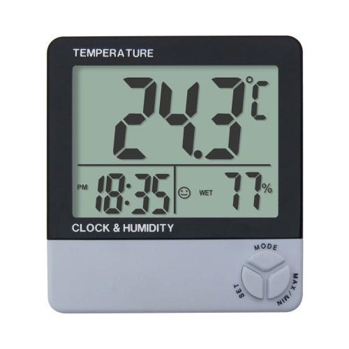 digital room thermometer, measuring instrument bharat scientificdigital room thermometer
