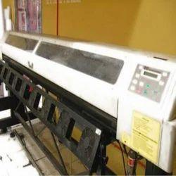 Flex Solvent Printing