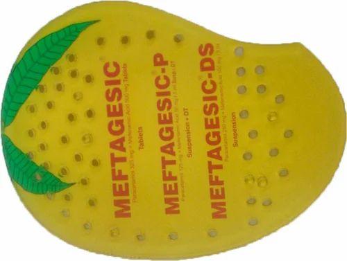 Kreative Gifts Yellow Mango Shape Paper Weight Shape Mango Shape