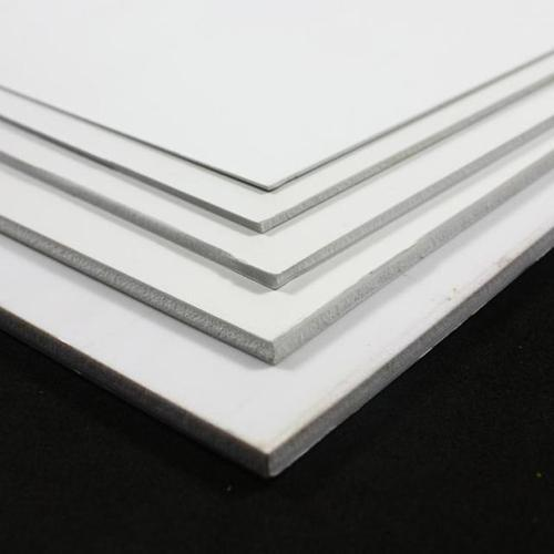 Pvc Plastic Sheet Board At Rs 550 Square Feet प्लास्टिक