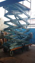 Scissor Lift - Movable Scissor Lift Manufacturer from New Delhi