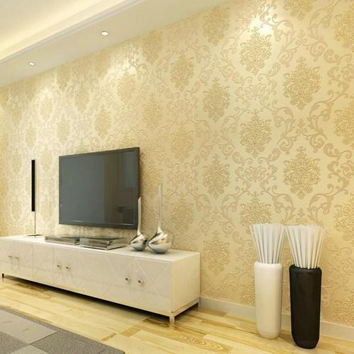3D Bedroom Designer Wallpaper