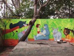 Pre School Wall Art