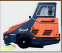 Hydraulically Operated Sweeping Machine
