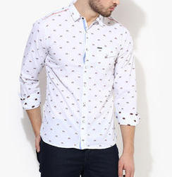 Dotted Casual Shirt