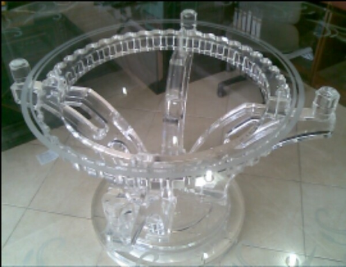 Product Image. Read More · Acrylic Dinner Table