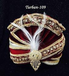 Exclusive Wedding Turban