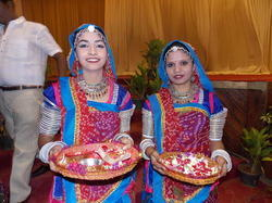 Welcome Girls Event Management Service