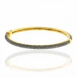 Diamond Silver Bracelet