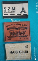 Light Brown And Black Embossed Labels, Packaging Type: Imported Packing