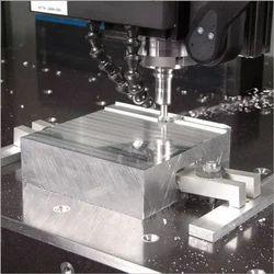 VMC Precision Machined Job Work