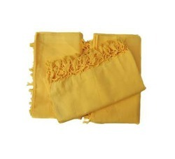 Yellow Bhagalpuri Chadar