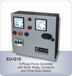 1hp To 7.5hp Three Phase Submersible Pump Control Panel