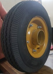 Tyre for Block Shifting Trolley