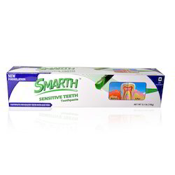 Smarth Sensitive Gum with Aloe Vera Toothpaste 5.3 Oz -150g