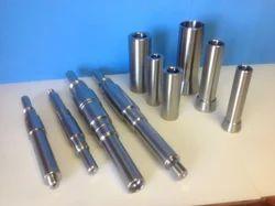 Titanium Pump Spares
