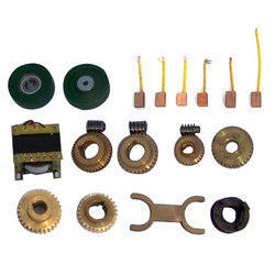 Textile Worm Gears & Rollers