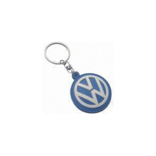 Wood And Plastic & Acrylic Silicone Key Chain
