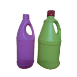 Side Handle Plastic Aloe Vera Juice Bottles