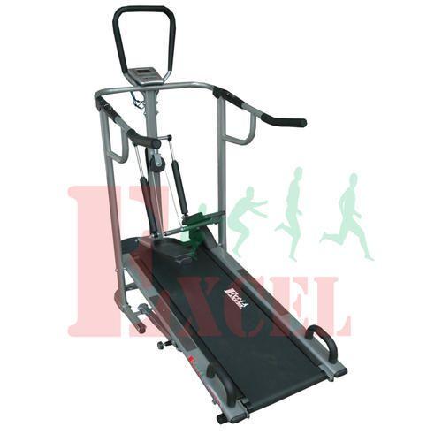 excel lobstar in 1 manual treadmill excel fitness sports rh indiamart com Manual Treadmills for Seniors Folding Manual Treadmill