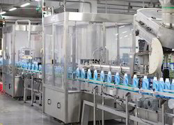 Corrosive Liquid Filling And Capping Machine