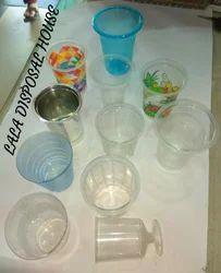 Plastic, Glass Plastic Disposal Glass