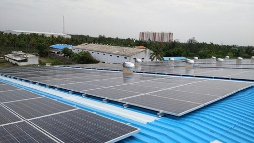 3 Kw On Grid Solar System At Rs 160000 Unit Grid