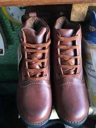 Leather Woodland Shoes