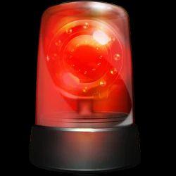 flashing alarm light at best price in india