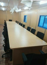 MS Portable Conference Cabin Hyderabad