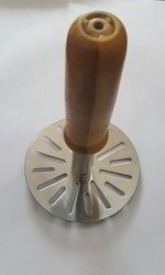 Wooden Handle Potato Masher