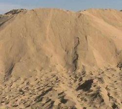 Mengleshwar River Sand