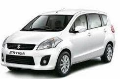 Maruti Suzuki Ertiga Car Rental