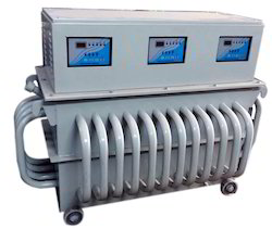 Three Phase Unbalanced Servo Voltage Stabilizer