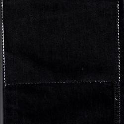 12 Oz Charcoal Cotton Lycra Fabric