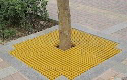 FRP Grating For Trees